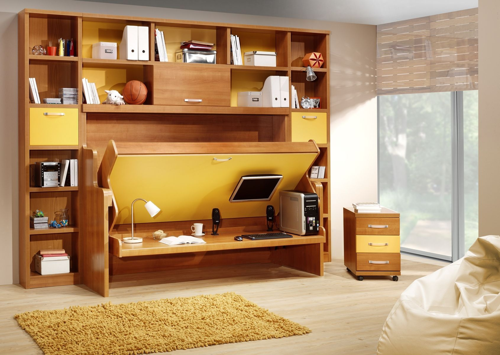 Smart furniture for small apartments google s k smarte for Storage furniture for small spaces