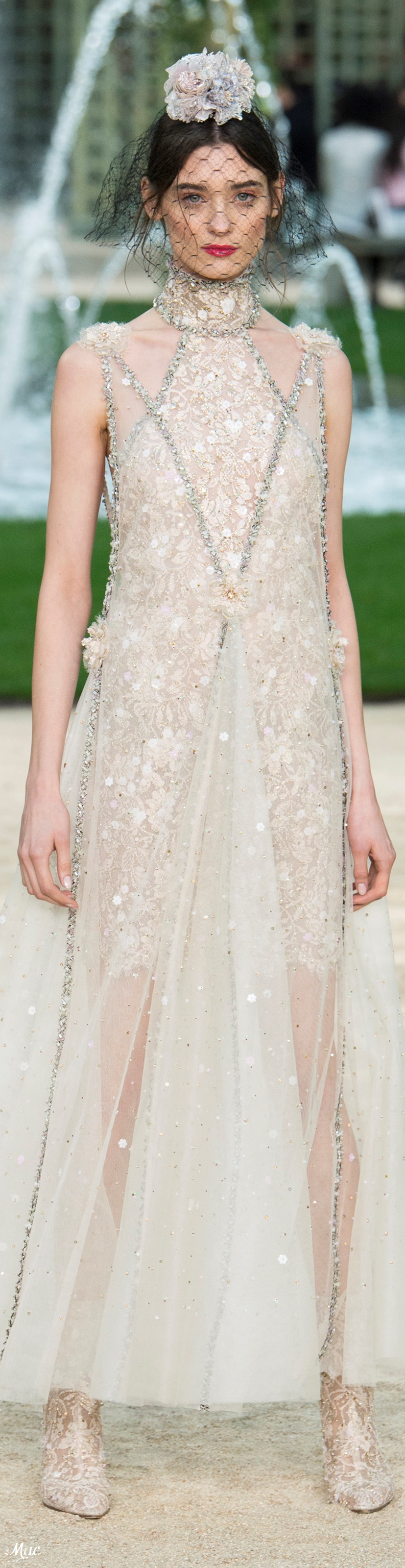 Spring haute couture chanel haute chanel pinterest haute