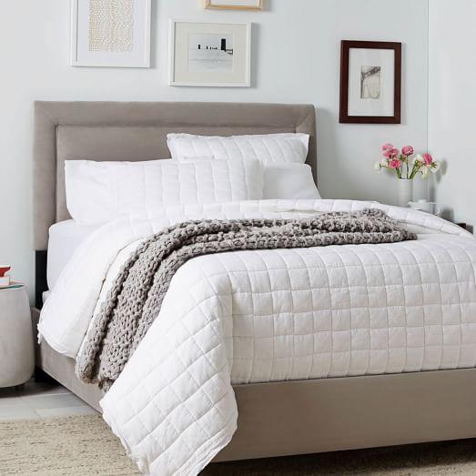 Frances Upholstered Bed