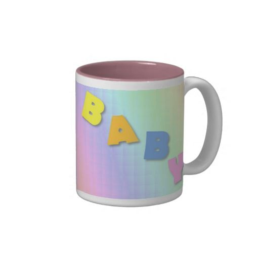 BABY Mug (Pink)