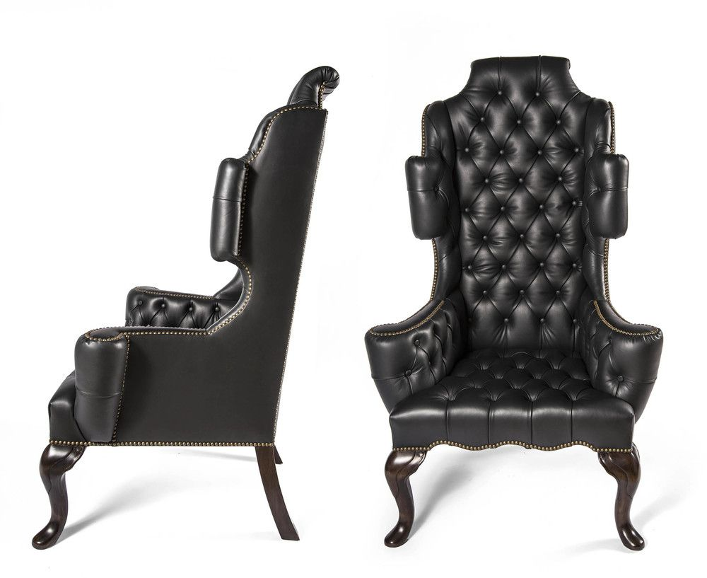 king chair | creepy, dark, gothic furnishings | pinterest | king