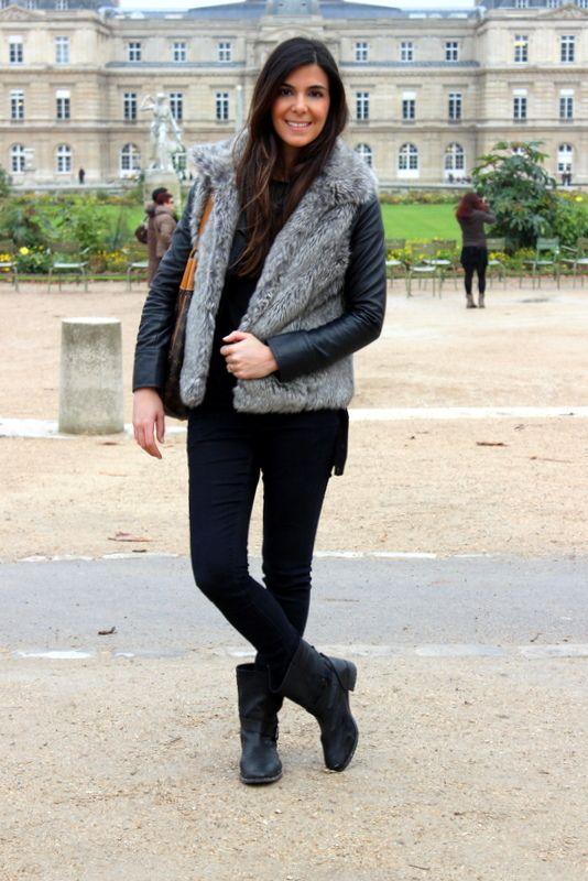 look du jour winter in paris+blog Le chodraui