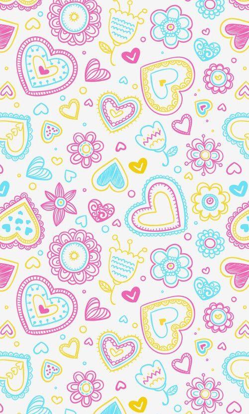 Image Via We Heart It Pattern Wallpaper