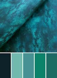 Tones of Tirquoise