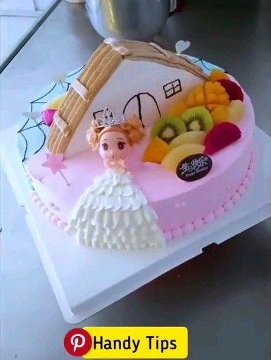 Pin Von Anna Kruger Auf Torten Deko Video Essensrezepte Cupcake Kuchen Und Kuchen Rezepte