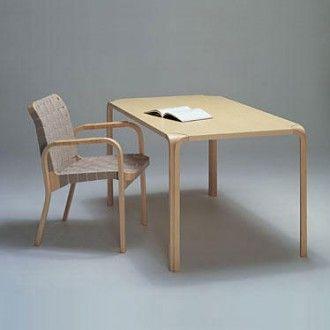 Alvar Aalto Table X800 A B C D