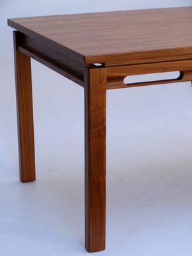 Kiaat Greaves And Thomas Extendable Rectangular Dining Table