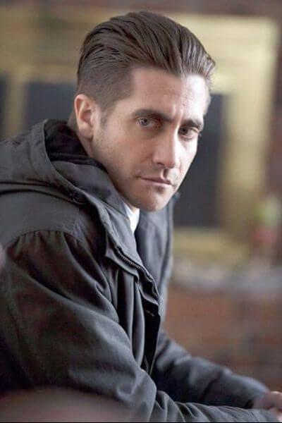 The Jake Gyllenhaal Undercut Hairstyle Jake Gyllenhaal Haircut Jake Gyllenhaal Prisoners Haircut Jake Gyllenhaal