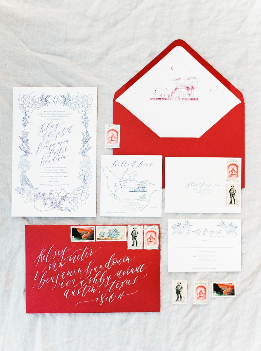 The Best Wedding Invitations of 2015 | Pinterest | Invitation suite ...