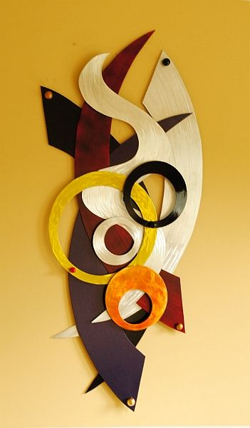 contemporary wall art, contemporary wall sculpture, abstract wall ...