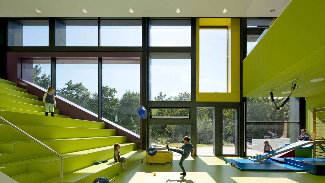 Kita Troplo Kids, Hamburg kadawittfeldarchitektur.de