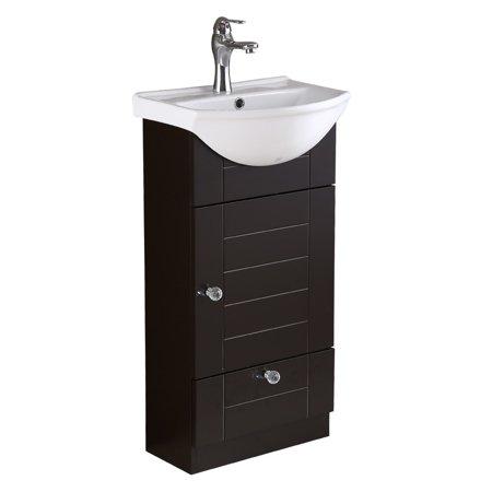 Home Improvement Bathroom Vanity Single Bathroom Vanity Small