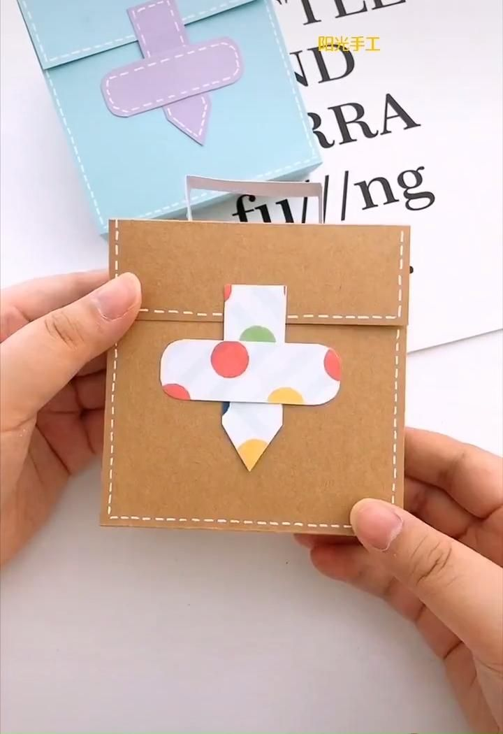 Photo of DIY: Fun card bag