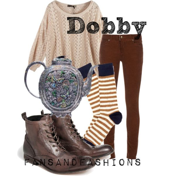 """Dobby"" by sunshineowlnew on Polyvore"