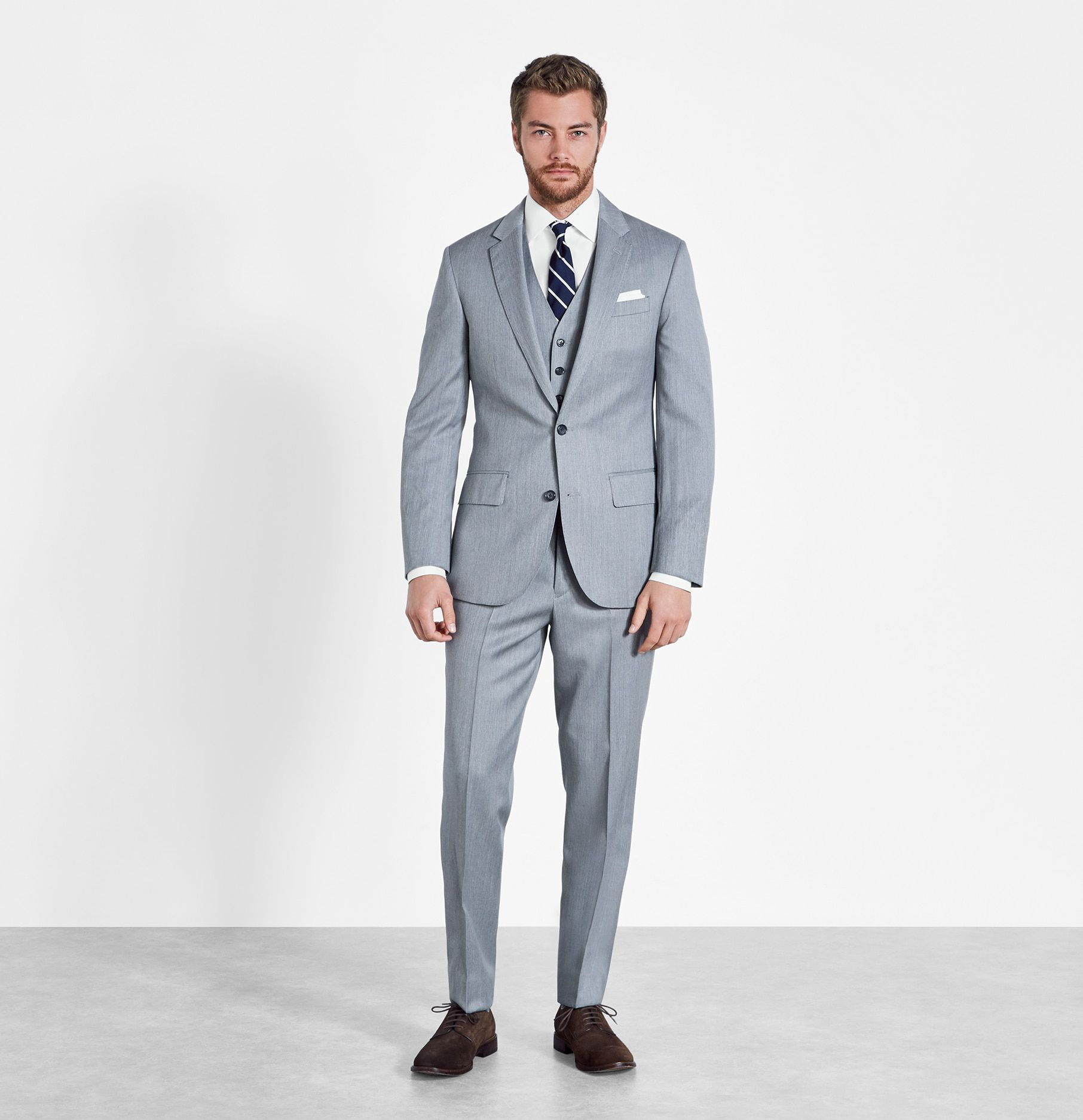 The Ansel Outfit by The Black Tux. Rent for $195 for complete ...