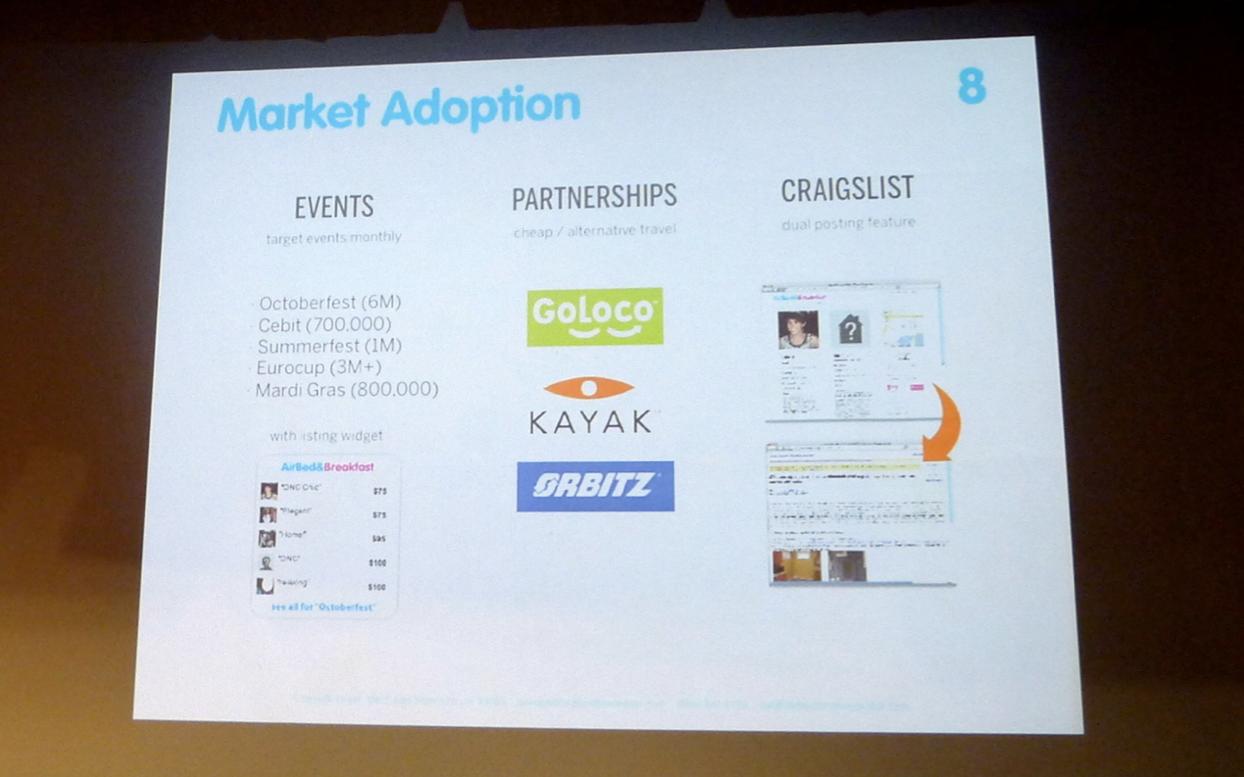 Airbnb A 1 3 Billion Dollar Startup S First Ever Pitch Deck Business Insider Event Marketing Start Up Deck