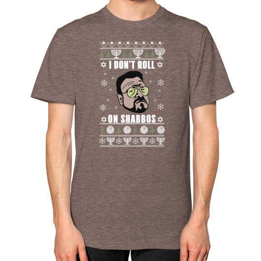 Fashions waltershabbos Unisex T-Shirt (on man)
