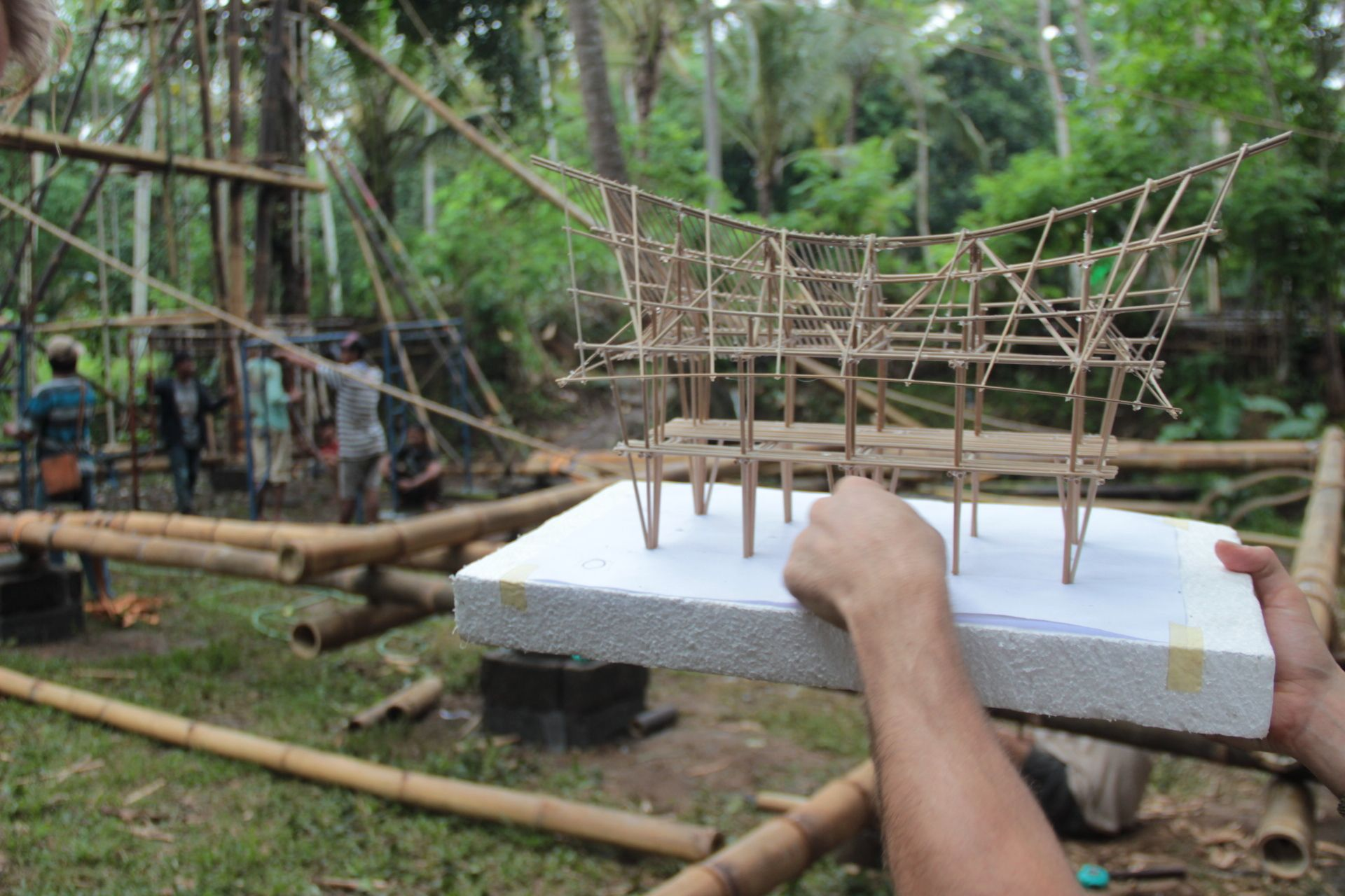 Why Architectural Models Are Crucial In Making Bamboo Projects A