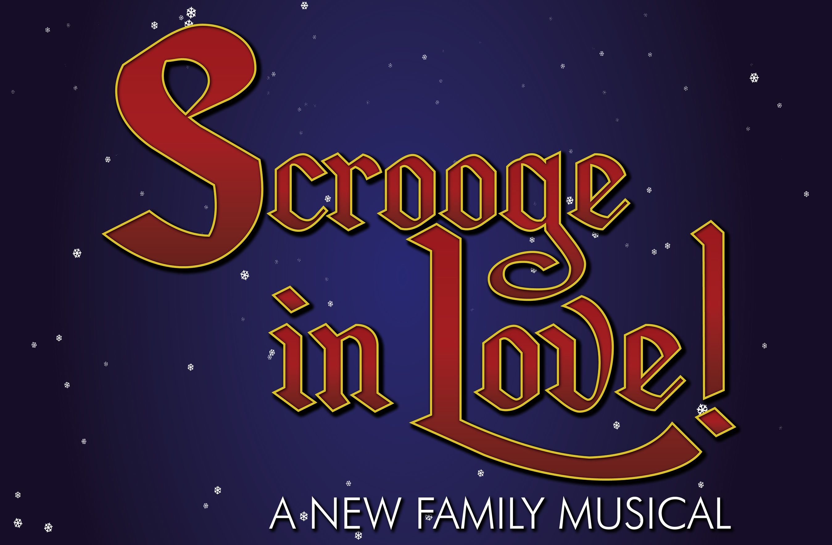 American Music Theatre Project To Host Scrooge In Love