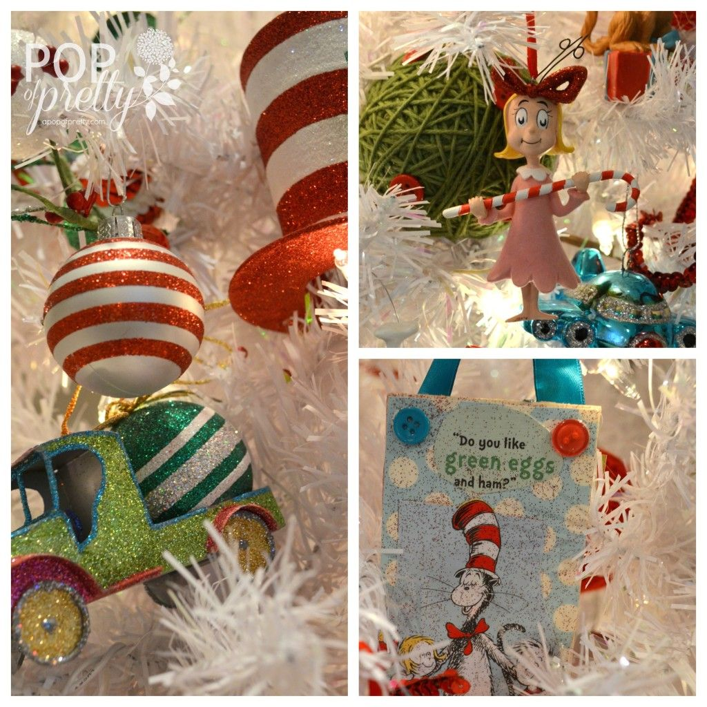 Our Guide To Holiday Home Decor: Holiday, Hoobie, Whatty? Our Dr. Seuss Christmas Tree