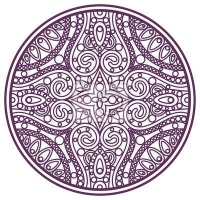 "Stickers ""ornamental, pattern, persia - mandala stroke"" ✓ Easy Installation ✓ 365 Day Money Back Guarantee ✓ Browse other patterns from this collection!"