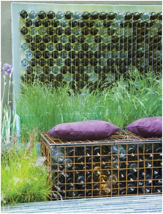 Some Pretty Garden Upcycle Ideas: Http://www.upcycled Wonders.
