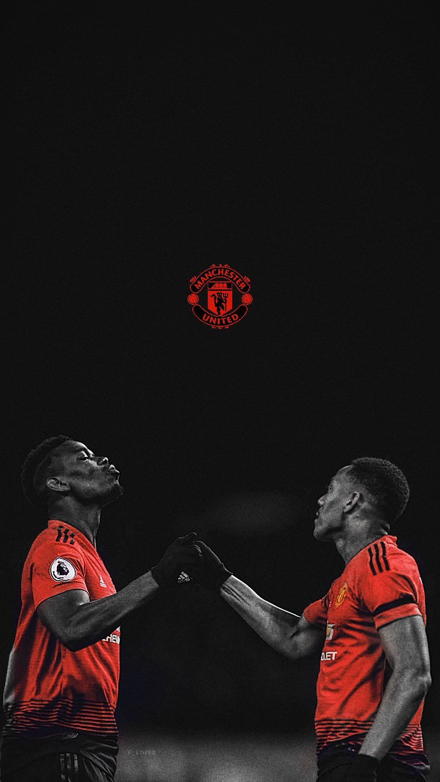 French Connection Manchester United Wallpaper Manchester United Soccer Manchester United Players