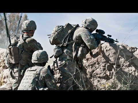 Afghanistan War Heavy Intense Firefight During Taliban Attack Near Patrol Base Afghanistan War Military Soldiers Military Photos