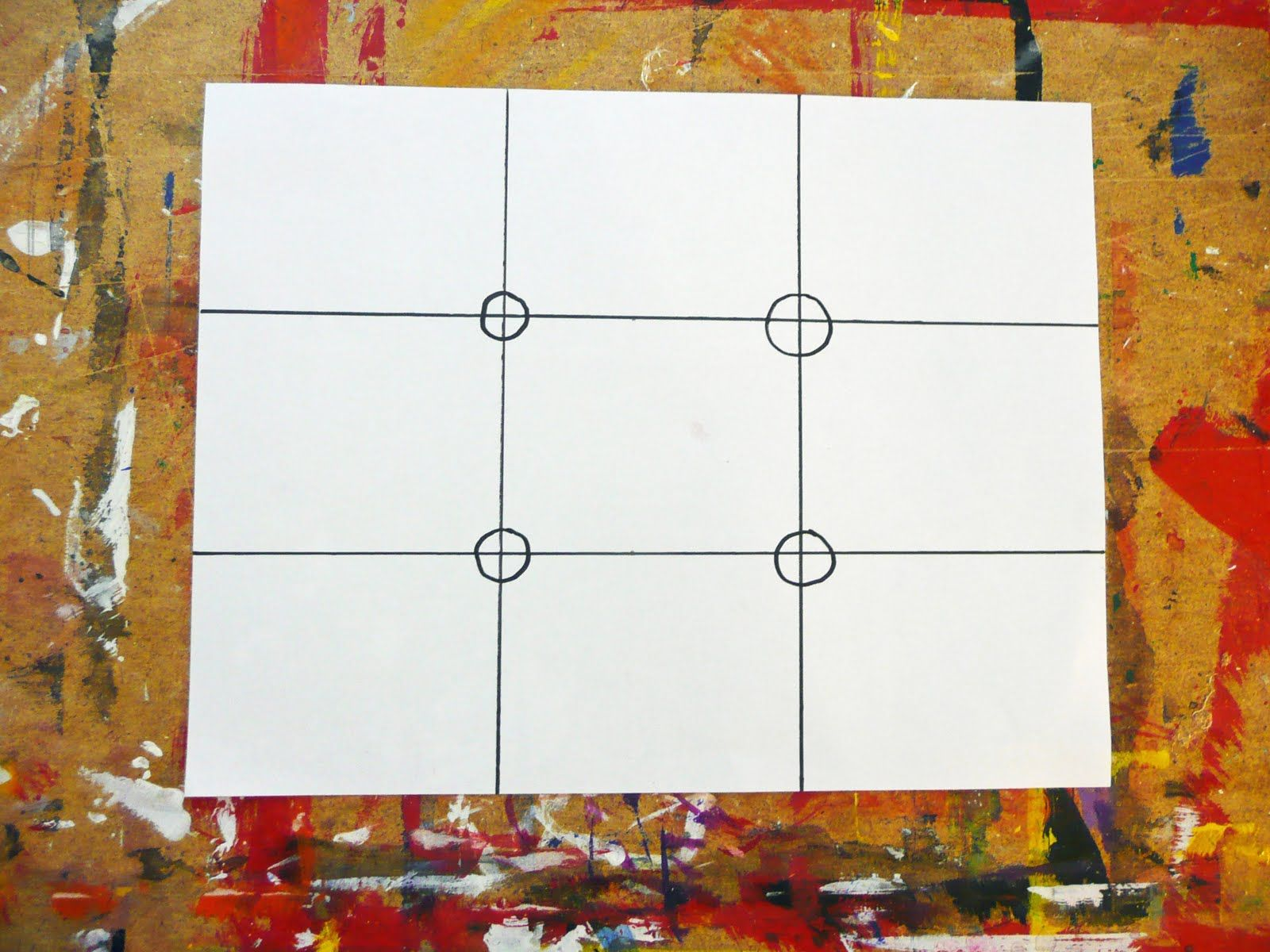 Composition Rule Of Thirds Sweet Spot