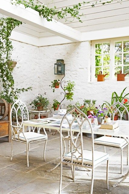 Garden Rooms To Inspire And Delight Outdoor Furniture Sets Home
