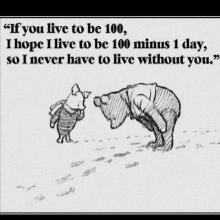 Pooh's words of wisdom