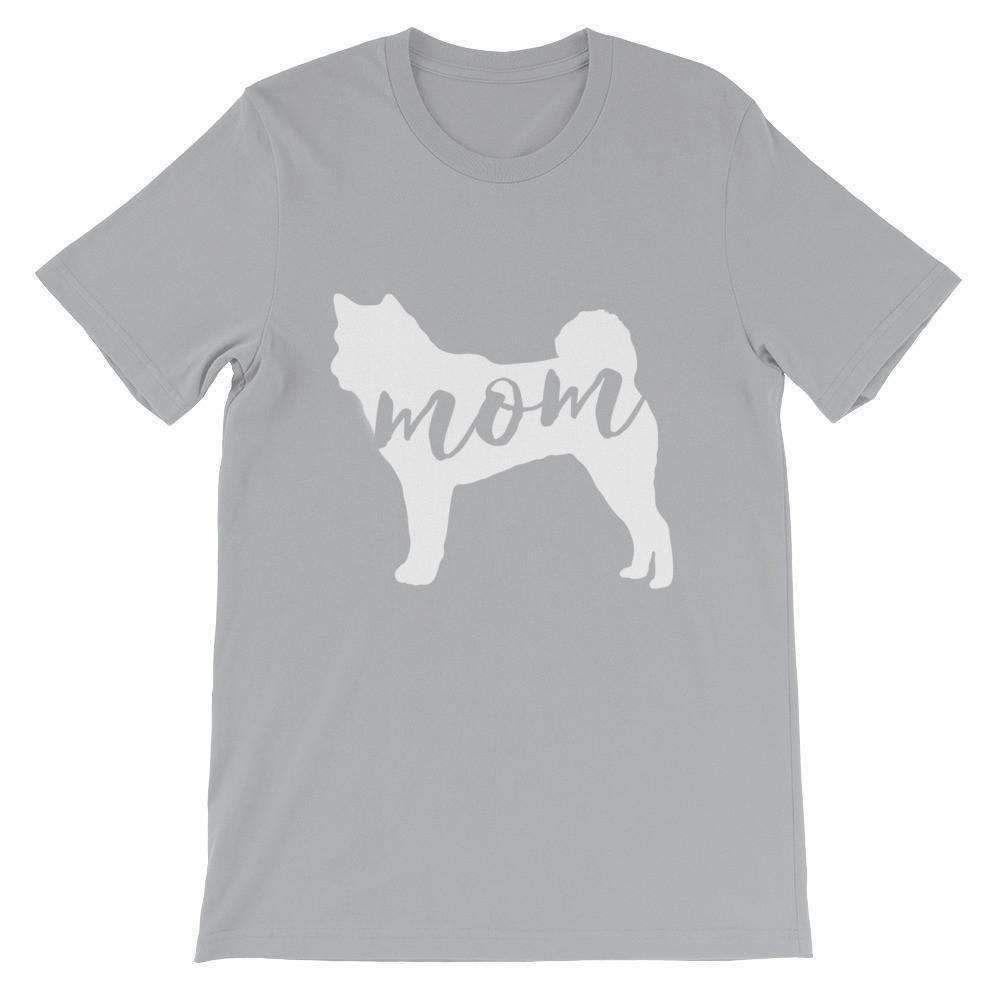 Akita Mom - Unisex short sleeve t-shirt