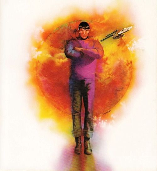 Gene Szafran - Spock, Messiah !, 1976.