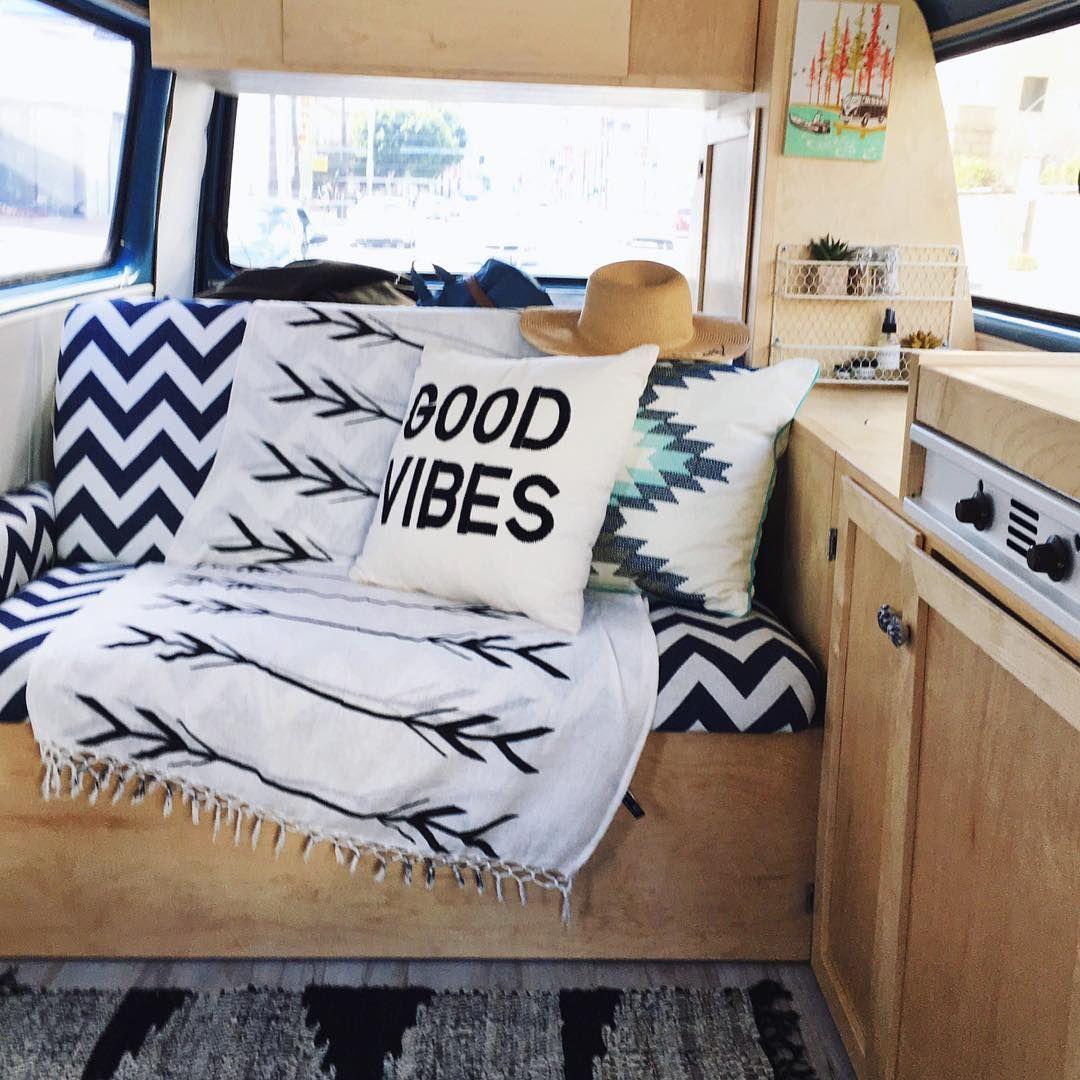 Volkswagen bus vanagon take a look volkswagon new interior run and - Babybluewesty Babybluewesty Instagram Photos And Videos Camper Interiorvolkswagen Bus