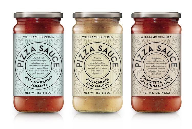 Pizza Sauces by Solvita Marriott