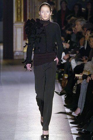 Giambattista Valli Fall 2005 Ready-to-Wear Collection