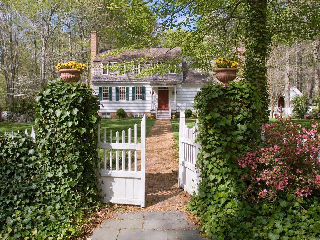 Lightwood House Williamsburg vacation, Historic vacation