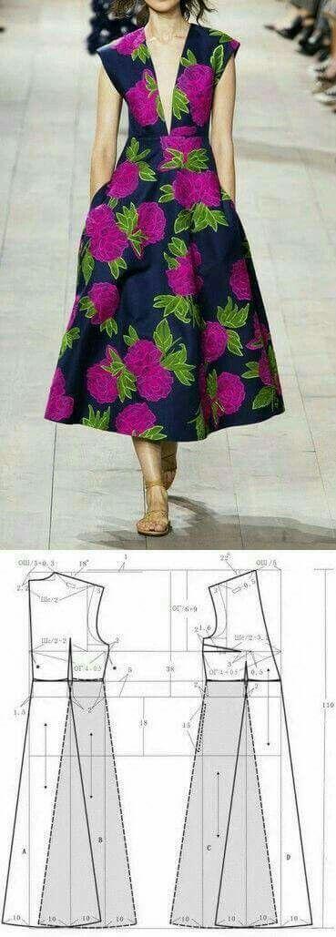 Guardar en patrones de costura | Costura | Pinterest | Patterns ...