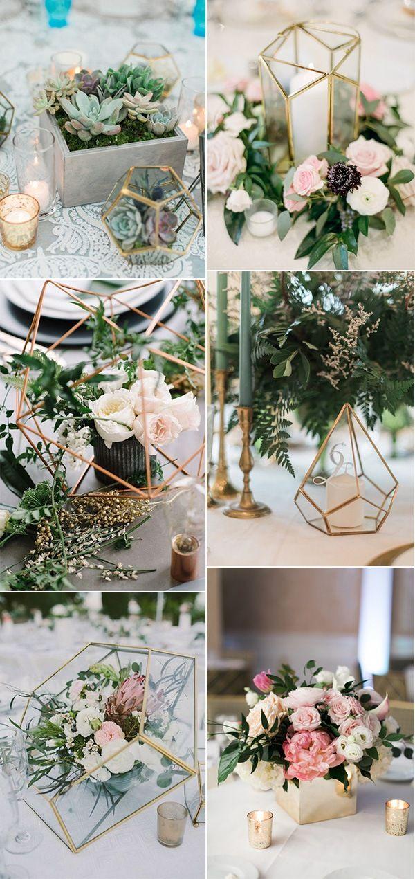 20 Breathtaking Wedding Centerpiece Ideas for Spring 2020