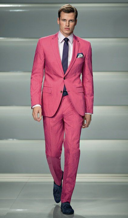 Pink = Confidence = HOT#Repin By:Pinterest++ for iPad