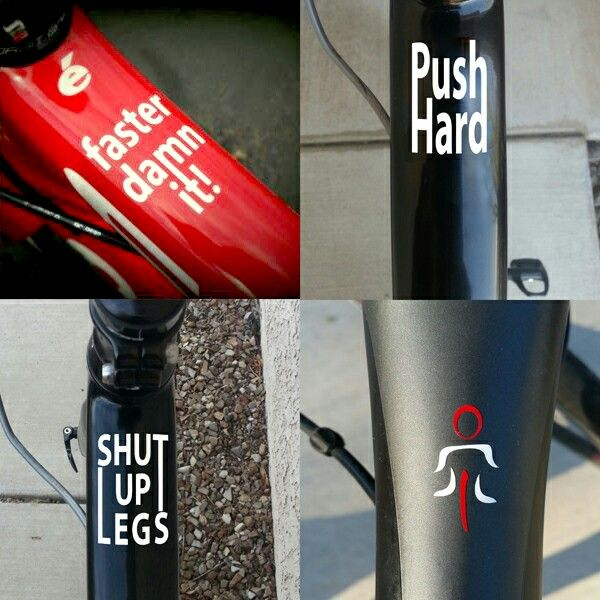 Awesome Top Tube Free Shipping With Images Bike Stickers