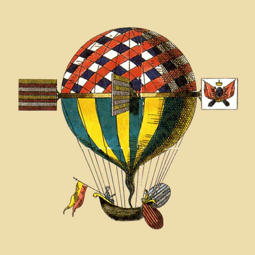 Fornasetti Art Prints Hot Air Balloon Fornasetti Fornasetti Pinterest