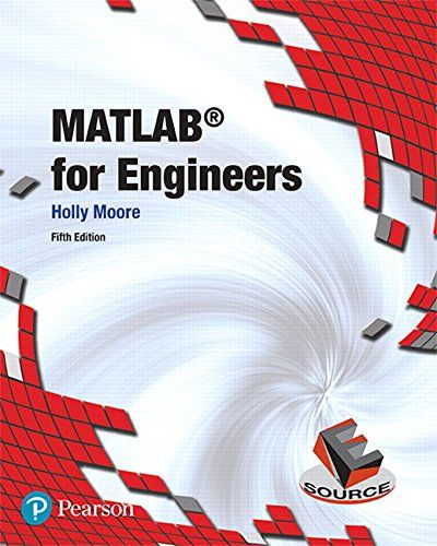 134589645 Matlab For Engineers 5th Edition Engineering