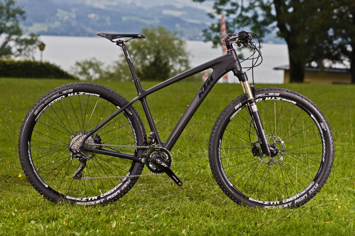 Ktm Carbon 29er Ht Ktm Bicycles Bicycle Ktm