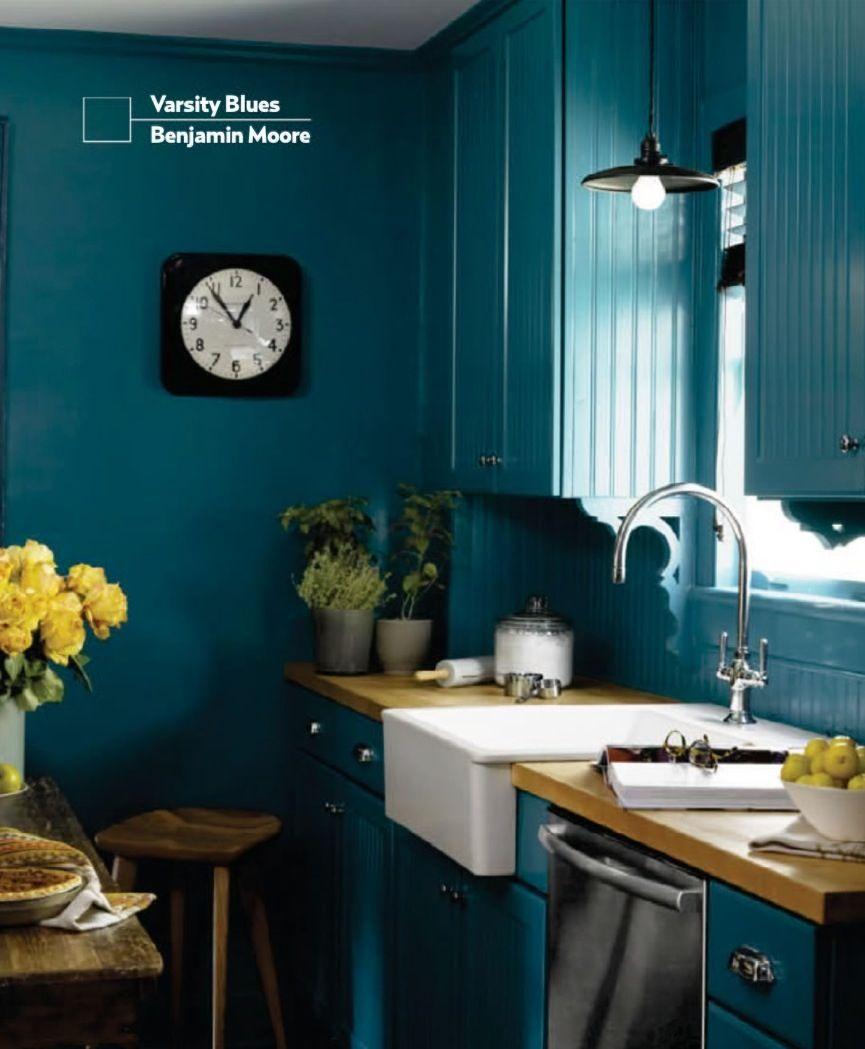 Farben des wohnraums 2018 by miki duisterhof for country living  heimelige inszenierung