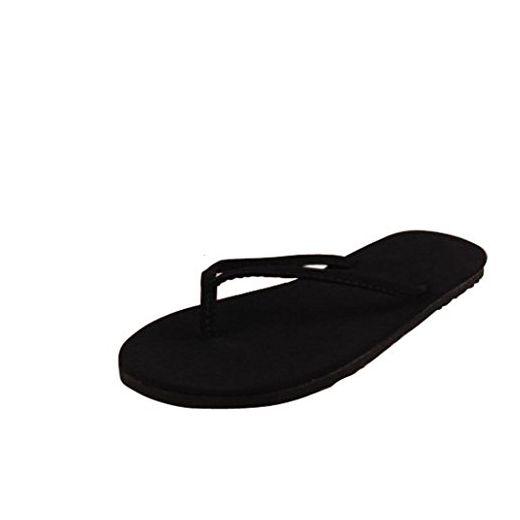 c186be42da8f Tefamroe Frauen Sommer Flip Flops Schuhe Sandalen Slipper innen   Outdoor-Flip  Flops (39