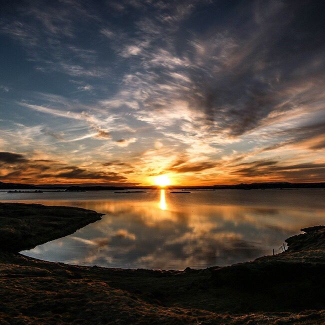 Myvatn Sunset