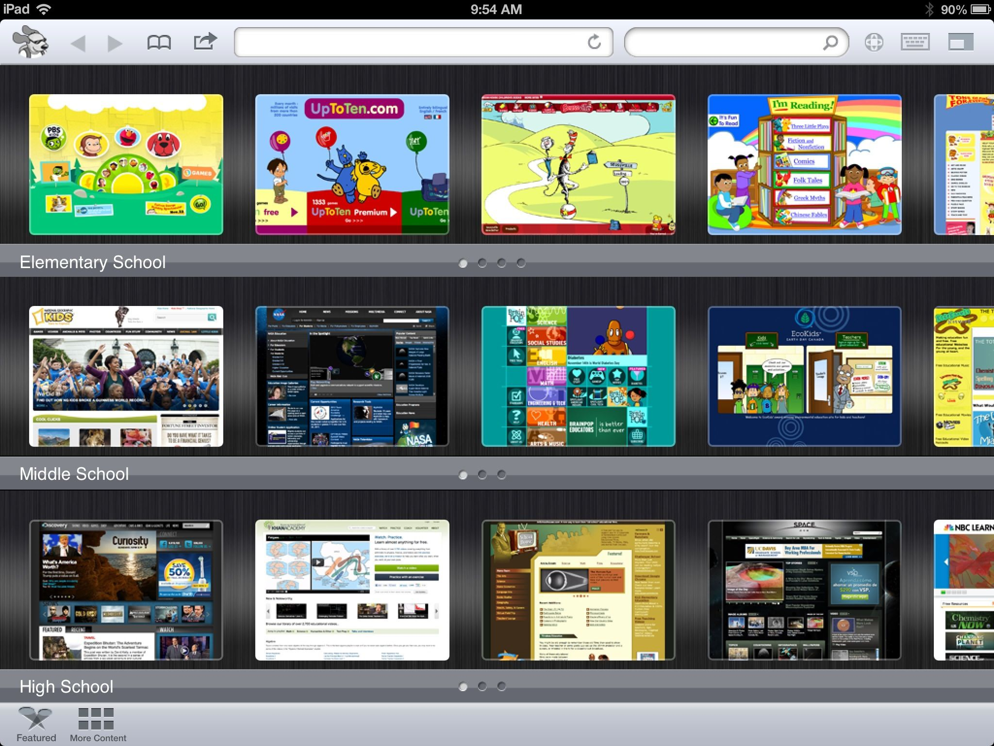 """Day 6 App Showcase """"Rover"""" and """"Socrative"""" Education"""