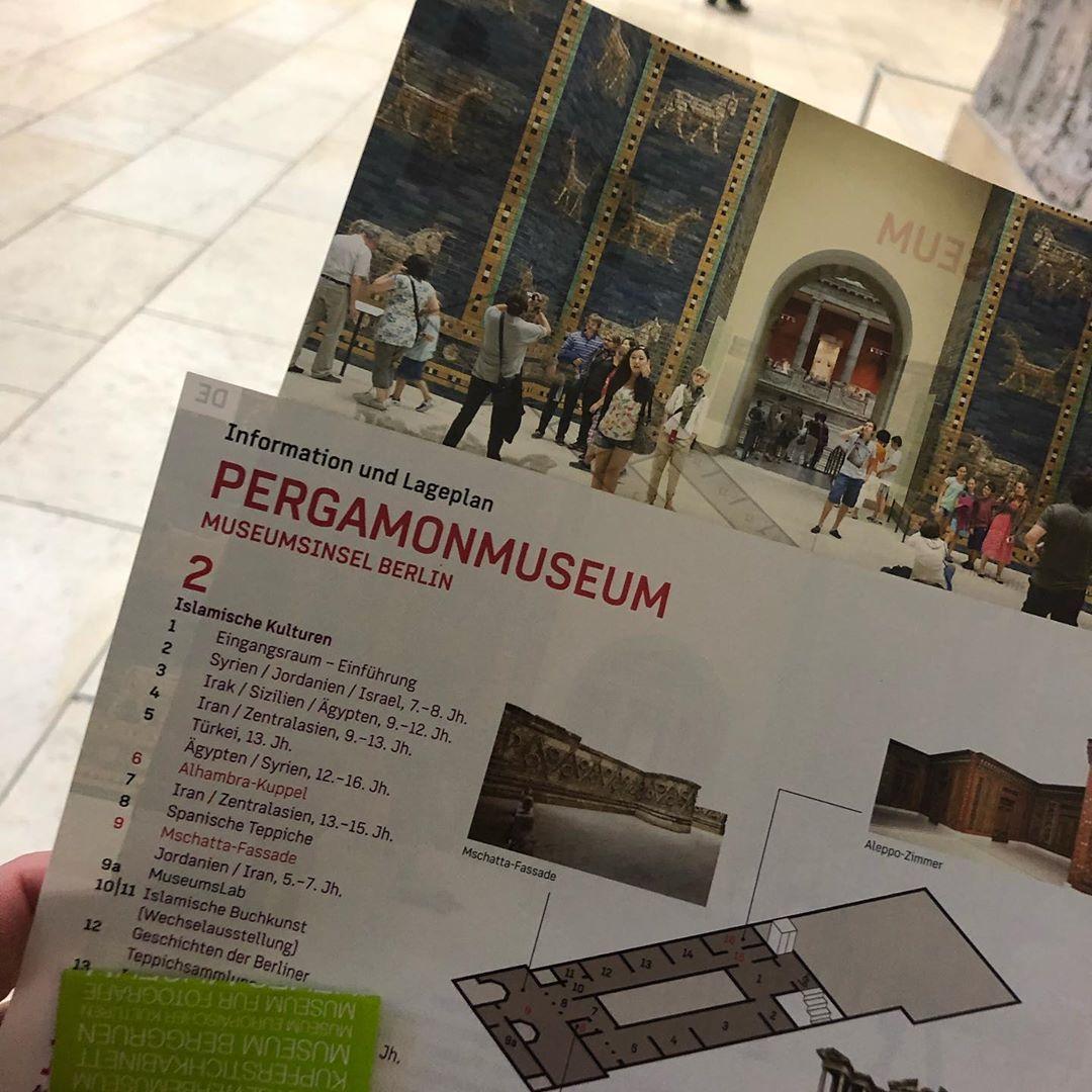 Berlinando Museum Pergamonmuseum Museu Berlin Alemania Isladelosmuseos Art History Instatravel In 2020 How Are You Feeling Your Image Instagram