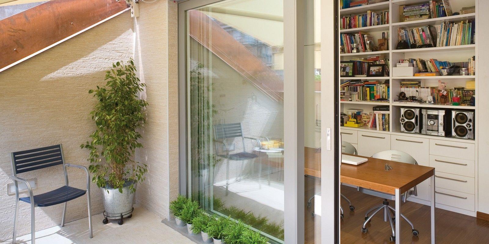 Costruire un balcone nel tetto Tetto, Balconi, Spazi esterni